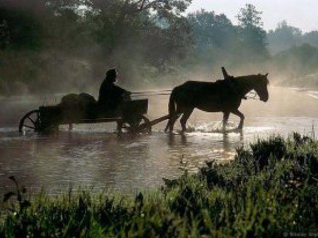 A vidéki élet szépségei...