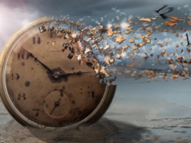 Amikor megáll az idő....