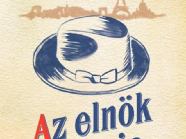 Könyvajánló: Antoine Laurain - Az elnök kalapja
