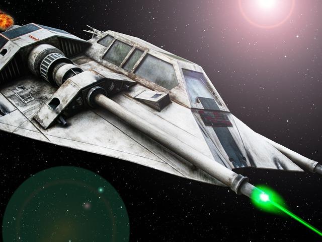 Star Wars-űrhajó