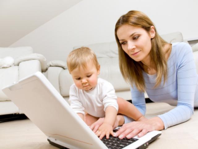 Home office gyerekkel: lehetséges?