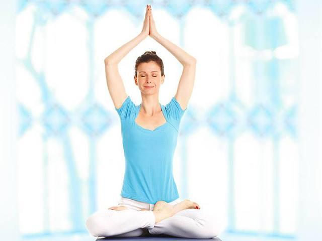 A jóga nem fitness!