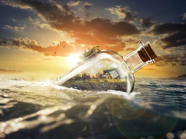 Téged is vonz egy lakatlan sziget?