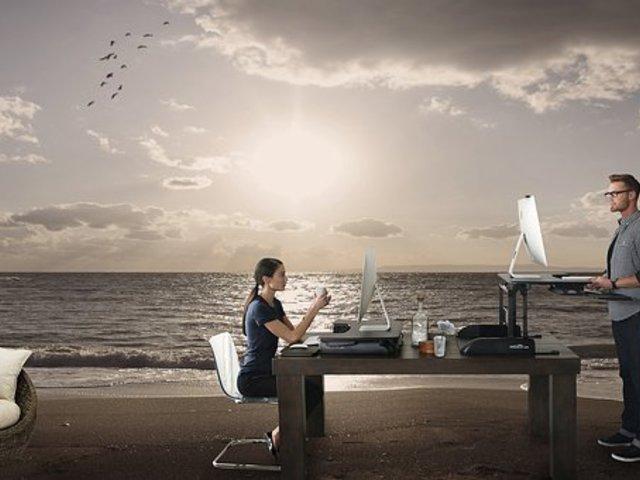 Egy bőröndben a karrierem – a digitális nomádok