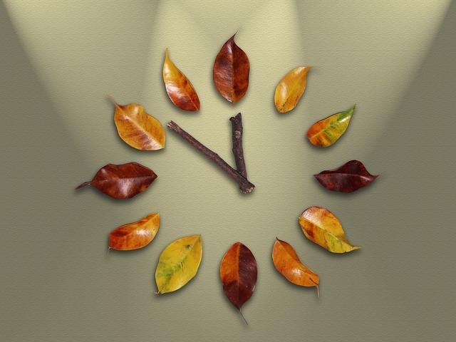 Megyünk az őszbe…
