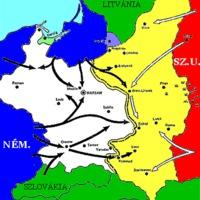 Lengyel katonai menekültek Magyarországon