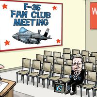 Repülni csak pontosan, szépen- Az F-35 vadászgépről közérthetően
