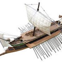 Haditengerészet - Víziszonyos rómaiak és a tengeri hadviselés kezdetei