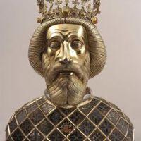 Szent László király (x)
