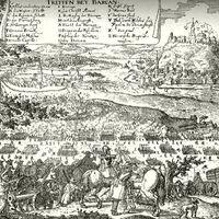 A párkányi kakasviadal és Esztergom felszabadítása