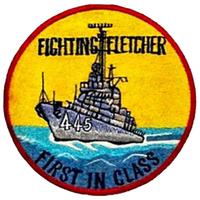 Hajók, nevek, névadók: A Fletcher-osztályú romboló