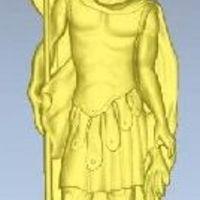 Tűzoltó Szent Flórián (x)
