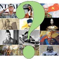 21 hadvezér, aki történelmet írt