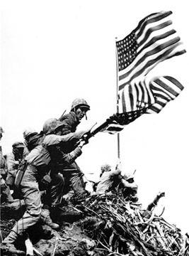 lowering_1st_raising_2nd_iwo_jima_flag.jpg
