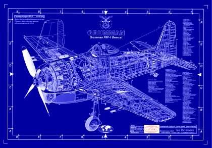GrummanF8FBearcatBlueprintDrawing.jpg