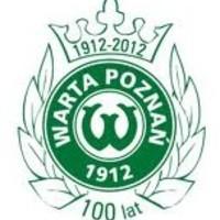 Ünnepel a Warta Poznań