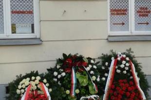 '56 emléke Lengyelországban