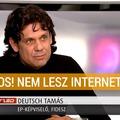 Nem lesz internetadó - Mondta Twitter Tamás Olgánál