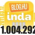 1.000.000 UU felett az inda szolgáltatások - berkekalja