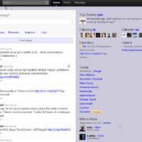 Twitter WEB reloaded és az AOL felvásrol TC-t - WTF kedd?