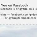 @facebook.com - még egy emailcím a biliben