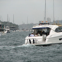 December 26, amikor Sydney kikötői kiürülnek