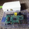 Málnás deszka (Raspberry Pi)