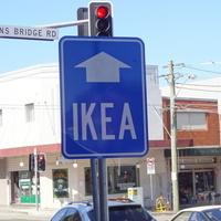 IKEA, mentális egyensúly, díszmedence