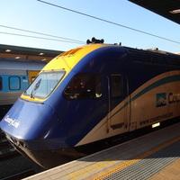 Sydney-Melbourne-Ballarat vonat (busz)