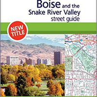 Boise And The Snake River Valley, Idaho (Rand McNally Thomas Guide) Download Pdf