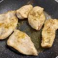 Rakott spárga és csirkemell
