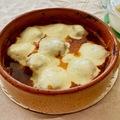Olasz mozzarellás húsgolyók