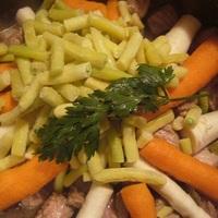 Tárkonyos leves (AnicasubRosa)