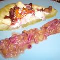 Könnyű nyári vacsora: juhtúrós cukkini (AnicasubRosa)