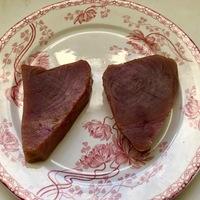 Hogyan süssünk tonhal steaket?