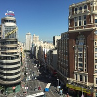 Madridi kóstoló 38 fokban