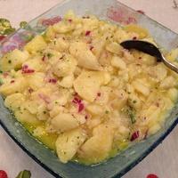 Sváb krumplisaláta