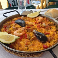 Valenciai paella