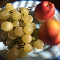Szőlős - almás szűzpecsenye