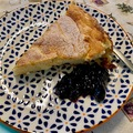 Pillekönnyű citromos ricotta torta