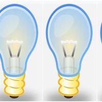 1000 lámpás fénye