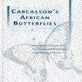 Bob Carcasson afrikai lepkéi