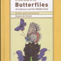 Libanon és a Közel-Kelet pillangóinak határozó zsebkönyve