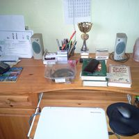 Lehrerhandreichungen - Schreibtisch 1, 2, 3