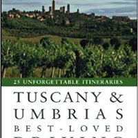 ``TOP`` Frommer's Tuscany & Umbria's Best-Loved Driving Tours. Icono ahora October traves Click