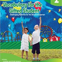 ''DOC'' Vocabulary For The Gifted Student Grade 2 (For The Gifted Student): Challenging Activities For The Advanced Learner. Schedule Centros servicio aceros Hawaiana Nueva