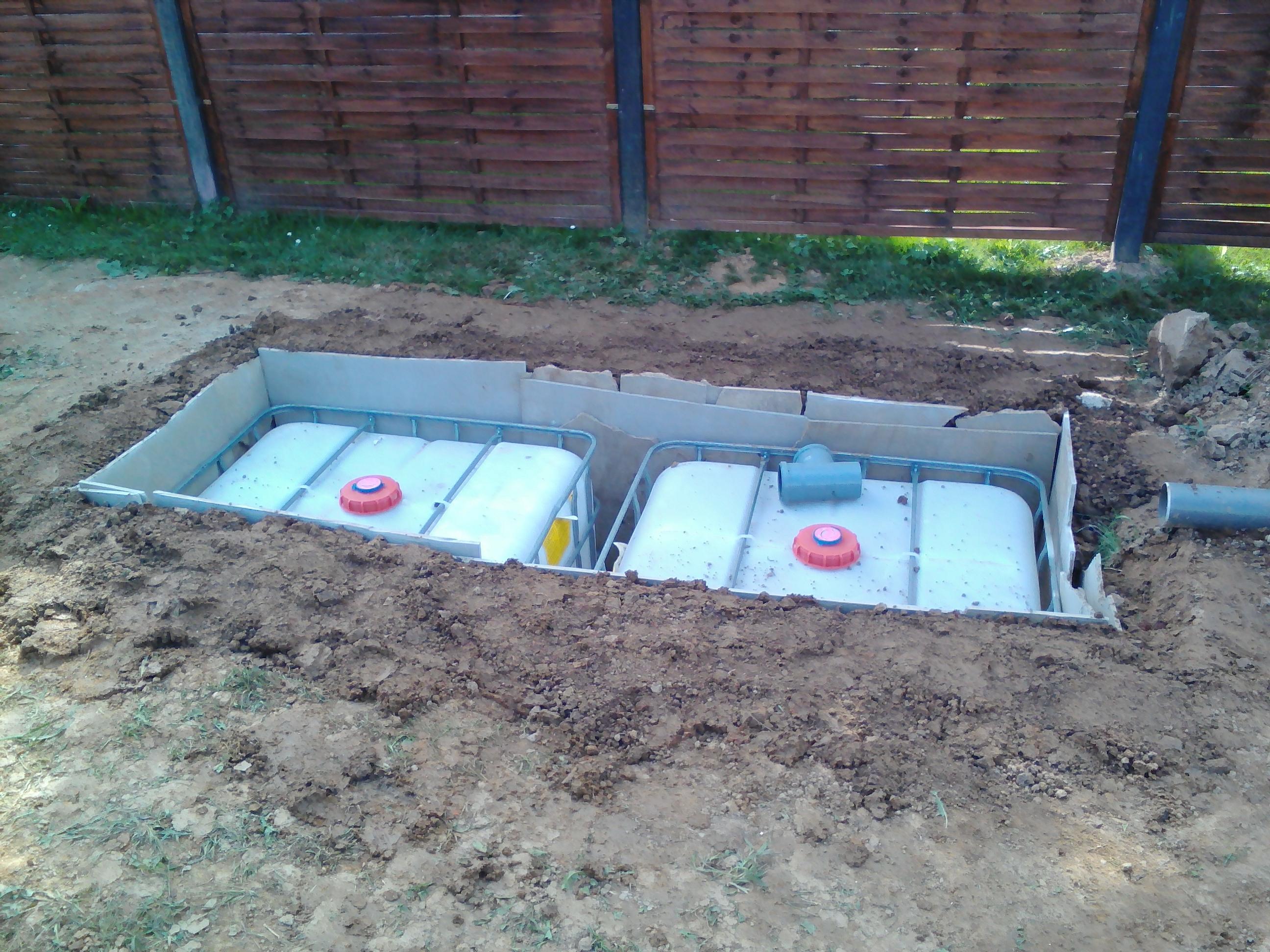 Esővízgyűjtő tartály pécs