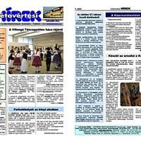 Létavértesi Hírek 2015. november