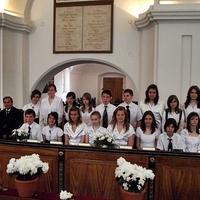 Konfirmáció a Nagylétai Református Gyülekezetben