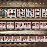 Irinyi János Általános Iskola végzős diákjai (2004-2012)